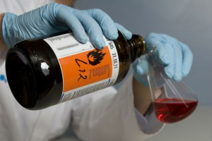 Chemical dilution against pests