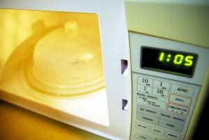 Microwave drywood termite treatment