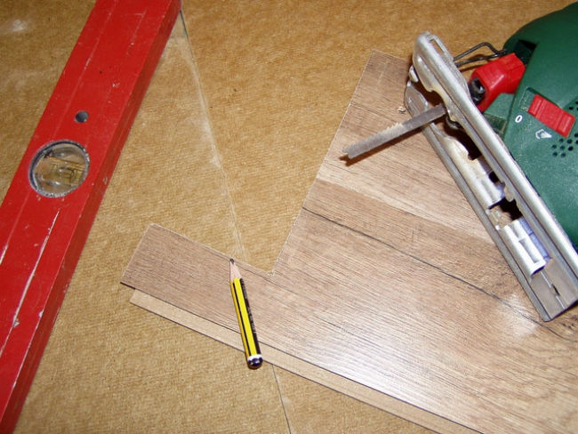 HDF floor panels are termite resistant wood composites
