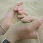 Subterranean termite's barrier treatment with sand