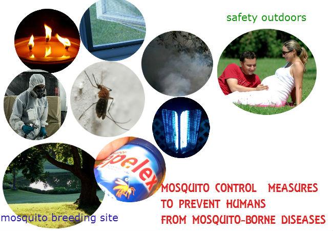 Mosquito control methods