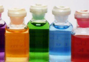Essential oils for mosquito repellent