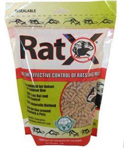 RatX is a natural rat poison