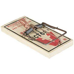 Metal pedal rat trap